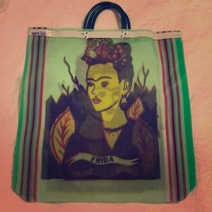 Handbags - $10 NEW YEAR SALE! Frida Kahlo Tote